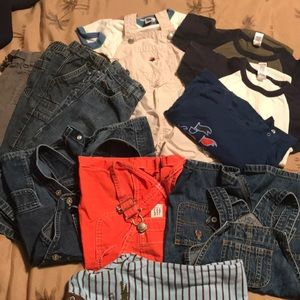 Boys clothes 12 to 18 months